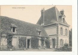 14 ASNIERES LE CHATEAU CPA BON ETAT - France