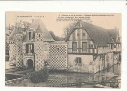 14 SAINT GERMAIN DE LIVRET CHATEAU CPA BON ETAT - France