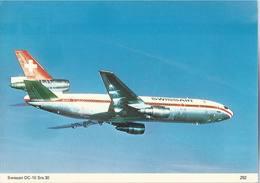 Swissair DC - 10 Srs 30 - H4107 - 1946-....: Moderne