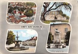 54-CIREY-SUR-VEZOUZE- MULTIVUES - Cirey Sur Vezouze