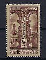 """FR YT 302 """" Cloître De St-Trophime """" 1935 Neuf** - Frankreich"""