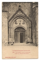 Avignonet, Porte De L'église (2118) - Frankreich
