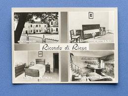 Cartolina Riese - Casa Natale Di S. Pio X - Varie Vedute - 1966 - Treviso
