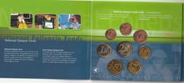 Coffret BU Euro 2003 - Pays Bas (National Epilepsy Fonds) - Netherlands