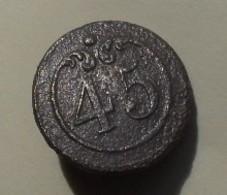 Bouton - Régiment D'Infanterie  1er Empire - Buttons