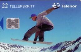 TARJETA TELEFONICA DE NORUEGA. N-106 (064) - Noruega