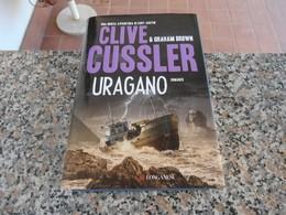 Uragano - Clive Cussler - Libri, Riviste, Fumetti