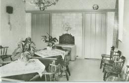Hattem; Twee Interieurkaarten Gemeenschapshuis De Tinne - Niet Gelopen. (Septer - Hattem) - Hattem