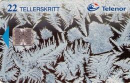 TARJETA TELEFONICA DE NORUEGA. N-110 (068) - Noruega