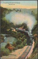 Traveling Through The Scenic Northwest, Oregon, C.1910 - Louis Scheiner Postcard - United States