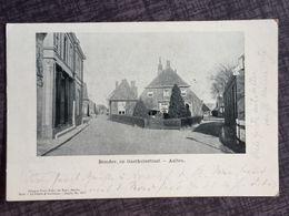 Breedev. En Gasthuisstraat - AALTEN - Original Alte Foto-Postkarte - Gelaufen - 1703779 - Aalten