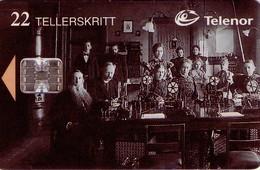 TARJETA TELEFONICA DE NORUEGA. N-88 (079) - Noruega