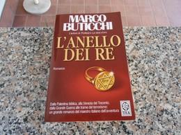 L'Anello Del Re - Marco Buticchi - Books, Magazines, Comics