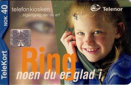 TARJETA TELEFONICA DE NORUEGA. N-174 (085) - Noruega