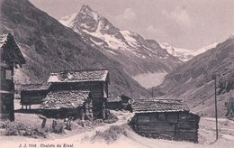 Zinal, Chalets (7693) - VS Valais