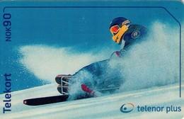 TARJETA TELEFONICA DE NORUEGA. N-238 (088) - Noruega