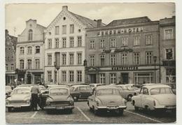 AK  Wismar Konsum Hotel Stadt Hamburg - Wismar
