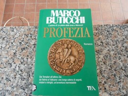 Profezia - Marco Buticchi - Books, Magazines, Comics