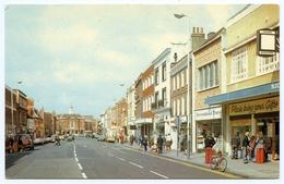 HIGH WYCOMBE : HIGH STREET LOOKING WEST - Buckinghamshire