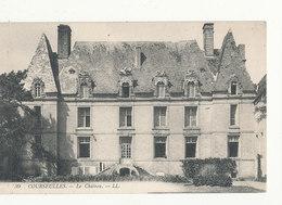 14 COURSEULLES LE CHATEAU CPA BON ETAT - Courseulles-sur-Mer