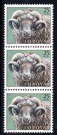 FEROE - YT N° 36 X3 - Neufs ** - MNH - Cote: 27,00 € - Faroe Islands