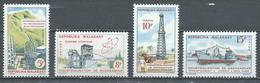Madagascar YT N°372/375 Industrialisation De Madagascar Neuf/charnière * (Voir Description) - Madagascar (1960-...)