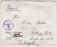 Germany Deutschland 1941 Deutsches Reich 3, Feldpost - Ohne Zuordnung