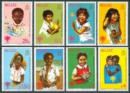 1980 Belize Infanzia Childhood Enfance MNH** Ye20 - Belize (1973-...)