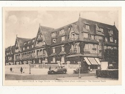14 DEAUVILLE MORMANDY HOTEL  CPA BON ETAT - Deauville
