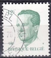 Belgio, 1980/86 - 12f King Baudouin - Nr.1091 Usato° - Belgique