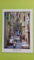 Cartolina NAPOLI - NA - Non Viaggiata - Postcard - Un Vicolo Dei Quartieri Spagnoli - Napoli (Naples)