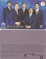 INDONESIA INDONESIEN - IND CO 10 - C 8 A Board Of Directors 1 Logo 2- MINT 1995  RRR - Indonesia