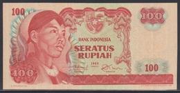 Indonesia 100 Rupiah 1968 UNC - Indonesia