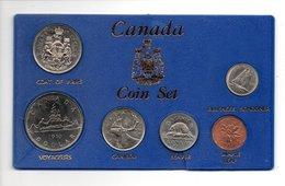 CANADA COIN SET 1983 - Réf. N°179B - - Canada