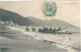 ITALIE ONEGLIA Pêcheurs - Autres Villes