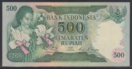 Indonesia 500 Rupiah 1977 UNC - Indonesia