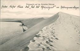 Sandkrug-Memel Smiltynė Klaipėda Dünenpartie - Kurische Nehrung 1913 - Ostpreussen