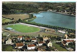 Montceau-les-Mines - Le Stade Et L'étang Du Plessis - Montceau Les Mines