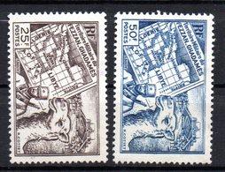 Col 8 : Fezzan Neuf Sans Gomme N° 40 & 42 Cote 4,00 € - Fezzan (1943-1951)