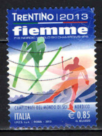 ITALIA - 2013 - CAMPIONATI DEL MONDO DI SCI NORDICO - VAL DI FIEMME - USATO - 2011-...: Usati