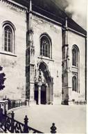 Cluj Catedrala Sf. Mihail Detaliu 1967 - Romania