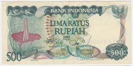Indonesia P 121 - 500 Rupiah 1982 - XF - Indonesia