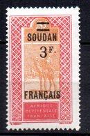Col 8 : Soudan Neuf XX MNH N° 50 Cote 9,50 € - Soedan (1894-1902)