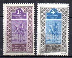 Col 8 : Soudan Neuf XX MNH N° 20 & 22 Cote 0,75 € - Soedan (1894-1902)