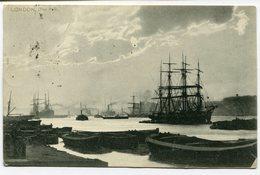 CPA - Carte Postale - Royaume-Uni - London - The Pool - 1907 (CP2283) - London