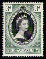 TRISTAN DA CUNHA 1953 - Set MNH** - Tristan Da Cunha