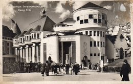 CPA PARIS - EXPOSITION INTERNATIONALE PARIS 1937 - Exhibitions