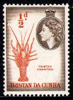 TRISTAN DA CUNHA 1954 - From Set MNH** - Tristan Da Cunha