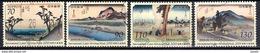 Japan 2013 - International Letter-Writing Week - Used Stamps