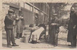"""75 .""""  La Soupe Aux Halles  """" Pionniere - Petits Métiers à Paris"""